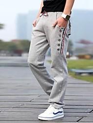 moletom moda casual masculina (localização botão, cor e padrão aleatório)