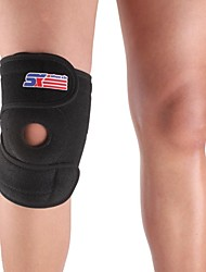 Knee Brace Silicone Sport Knee Guard Protector