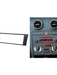 Kit d'installation radio fascia Facia Garniture pour AUDI A3 8P/8PA 2003-2008