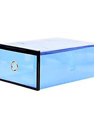 Stylish Fancy Minimalist Solid Color Shoe Box