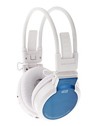 AT-SD88 Hi-Fi Headphone dobrável On-Ear com MP3 Player Suporte SD / TF / MMC