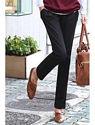 Donna Primavera Equipaggiata Pantaloni ortaggi