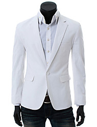 Men's Solid Color Suit