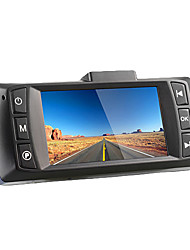 2.7 Inch LTPS 720p Low Illumination High-definition Video Car Camcorder