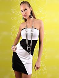 Enorme Uniforme Stripe Wild Style Sexy Girl Partido Nightclub (para o tamanho M)