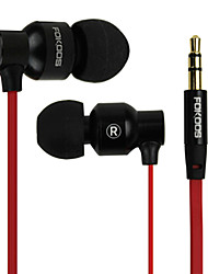 X3 Super Bass stereo In-Ear Musica auricolare per Mp3/Mp4, Ipod