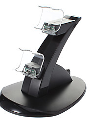 Gaming Controller Charging Stand for PS4(Black)