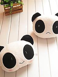Lovely Panda Head Cusion Single-Piece