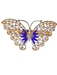 Fashion ed elegante tessuto Barrette con merletto MDHD38