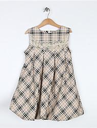 I.L.S Check Vest Dress