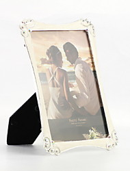 Modern Style Metal White Picture Frame