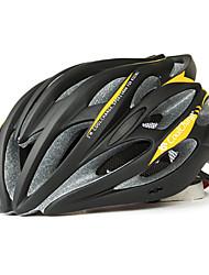 CoolChange 23 Vents Super Light EPS Amarillo Bicicleta Casco Protector