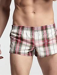 Hombres Zapatillas bajas Cintura Comprueba Panties