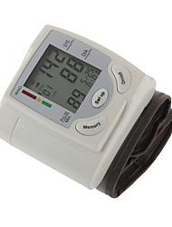 Englisch-Handgelenk-Blutdruck-Monitor (weiß)