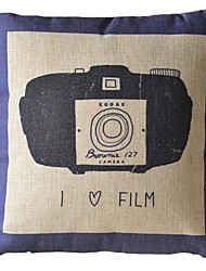 I Love Taking Pictures Decorative Pillow Cover