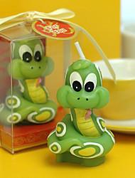 Serpente verde Vela