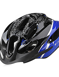 CoolChange Blue EPS Material Integrally-molded Cycling Helmet