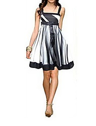 Women's Dresses , Satin Sexy/Party/Work Zoey