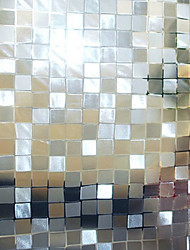 Classic Mosaic Frosted Window Film