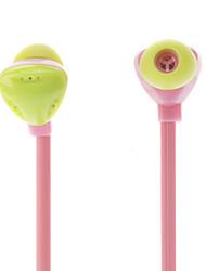 """""""L"""" Plug / Mains-libres 3,5 mm dans l'oreille pour MP3/MP4 / DJ"""