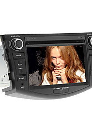7 Inch In-Dash Car DVD Player for RAV4 2006-2012 with GPS,BT,RDS,FM,Touch-Screen