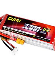 DUPU 14.8V 3300mAh 35C 4S batterie Li-Po (XT60 Plug)