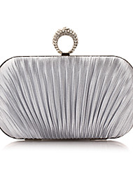 Polyester Wedding/Special Occasion Clutches/Evening Handbags With Ruffles(More Colors)