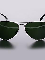 Rakish Men's Modern Toad Style Polarized Sunglasses (Screen Color)