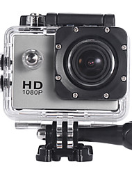 HD1080P-F23V Mini Action Camcorder (Argento)