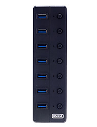 7-Port USB 3.0 High Speed Economic Design Hub