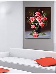 Dien Rose impresso sem moldura Pinturas 9086