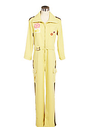 Dangan Ronpa Yellow Cosplay Costume