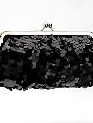Vizon Women's New Fasian Formal Floral Sequin Clutche Bag/Evening Bag