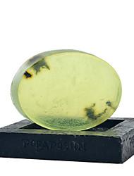 Natural Handmade Green Tea Essential Oil Soap Anti-Acne 100g