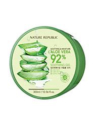 Natureza República Aloe Vera 92% 300ml Gel Suavizante