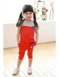 Kinder-Kurzarm-Kampagne Kleidung Sets
