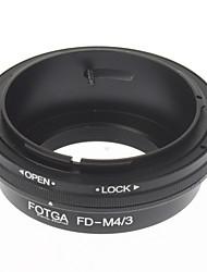 FOTGA FD-M4 / 3 Câmera Digital Lens Adapter / Tubo de Extensão