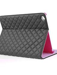 Enkay motif gaufré en veille automatique / réveil de cas de protection pour iPad Mini 3, Mini iPad 2, iPad Mini / Mini 2 (couleurs assorties)