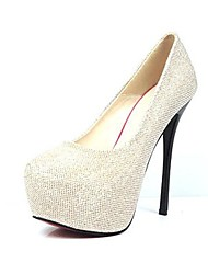 Sparkling Glitter Women's Shoes Wedding Stiletto Heel  Pumps With Sequin    Women's Party Shoes