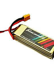 Flower-Power 11.1V 2700mAh 3S 25C Li-Po Battery(XT60)
