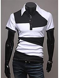 Herren Kurzarm-Polo-Hemd