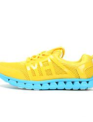 Delle Yeli donne maglia Leisure Sneaker (giallo)