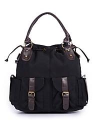 Повседневная / Торговый верхнюю ручку сумки / сумки плеча