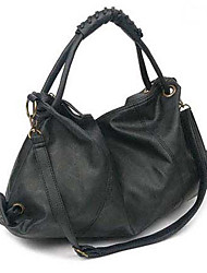 Coco Classic Simple Pleated Handbag(Black)