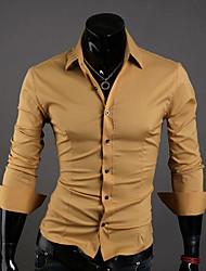 Men's Skirts , Cotton Casual Elecsun