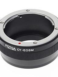 FOTGA CY-EOSM Câmera Digital Lens Adapter / Tubo de Extensão