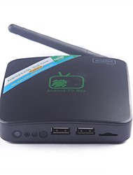 HD01  Android 4.2.2 TV Set Top Box HD Player(CPU A20  Frequency 1.5GHZ)