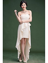 Women's Sexy Dress Asymmetrical Satin