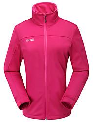 De MAKINO Femmes Polaires extérieure chaud maintien Soft Shell Jacket Camping