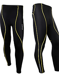 MOON Bike/Cycling Tights / Pants/Trousers/Overtrousers / Bottoms Men's Quick Dry / Wearable Cotton / Terylene M / L / XL / XXLLeisure